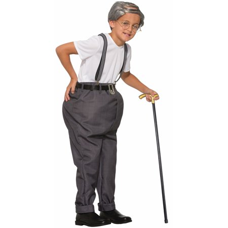 Boys Uncle Bert Costume