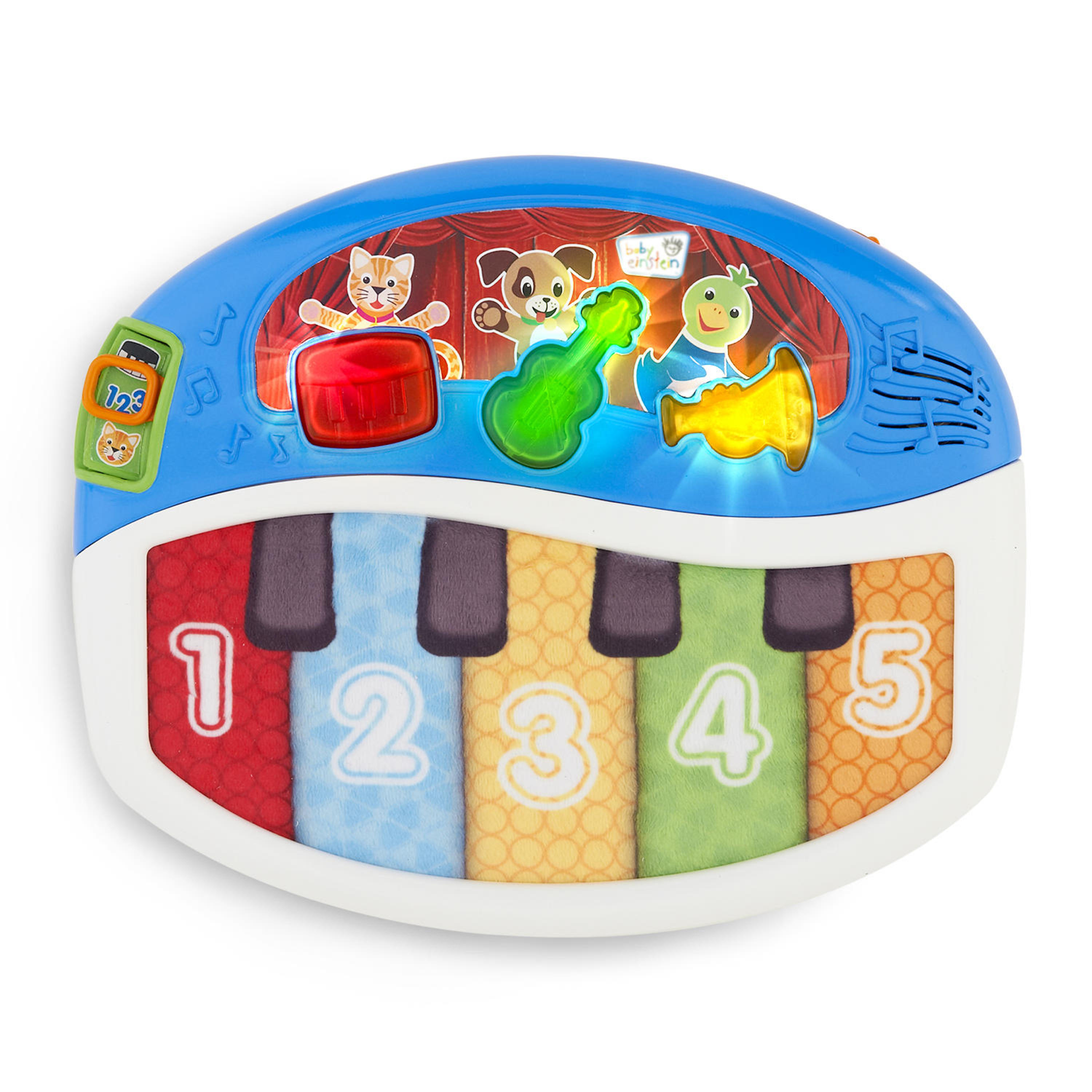 Baby Einstein Discover & Play Piano Toy by Baby Einstein