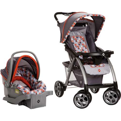 Safety 1st - Saunter Travel System, Cosmos Storm