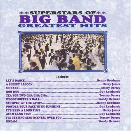 Superstars of the Big Bands / Various (CD)