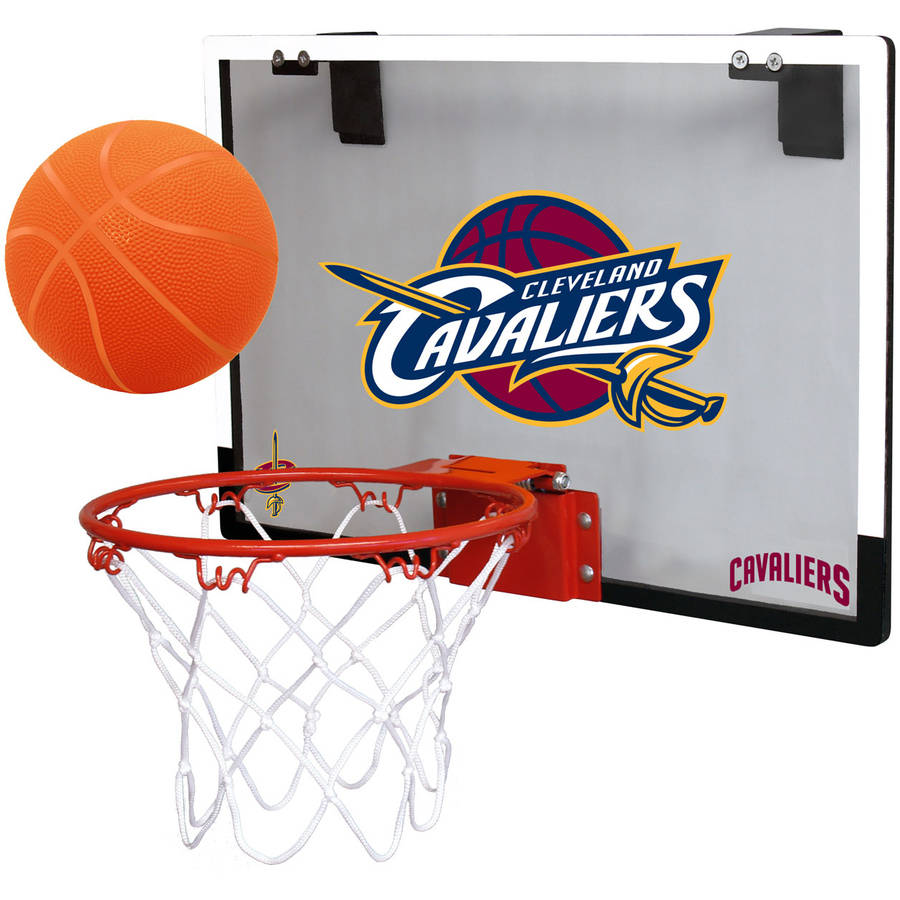 Rawlings NBA Game On Polycarb Hoop Set Cleveland Cavaliers
