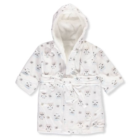 77d9dfc61f Snugly Baby - Snugly Baby Baby Boys  Hooded Robe - Walmart.com