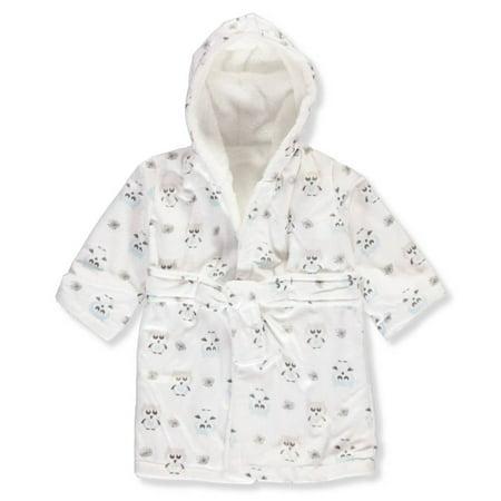 fb17f34dc8 Snugly Baby - Snugly Baby Baby Boys  Hooded Robe - Walmart.com