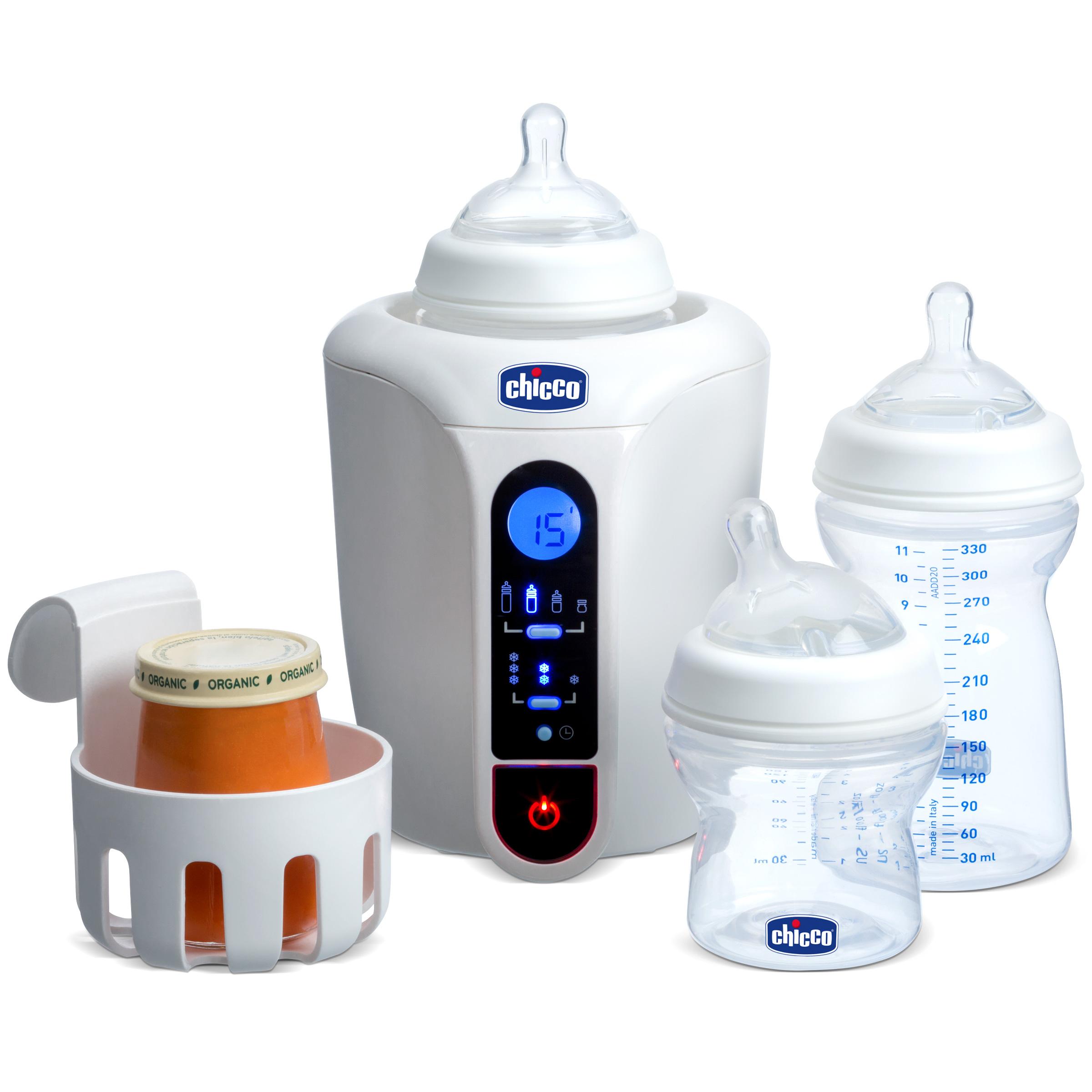 Chicco Digital Bottle and Baby Food Warmer