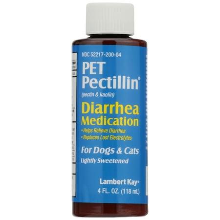 Lambert Kay® Pet Pectillin® Diarrhea Liquid Medication, 4 fl.