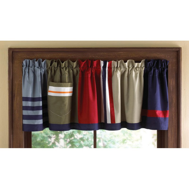 Ronnie Patchworks Valance