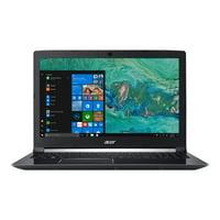 "Acer Aspire 7 A715-72G-79BH, 15.6"" Full HD, 8th Gen Intel Core i7-8750H, NVIDIA GeForce GTX 1050, 8GB DDR4, 1TB HDD, HDMI 2.0, Fingerprint Reader, Windows Hello"
