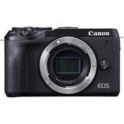 Best Mirrorless Cameras - Canon EOS M6 Mark II Camera Body 32.5 Review