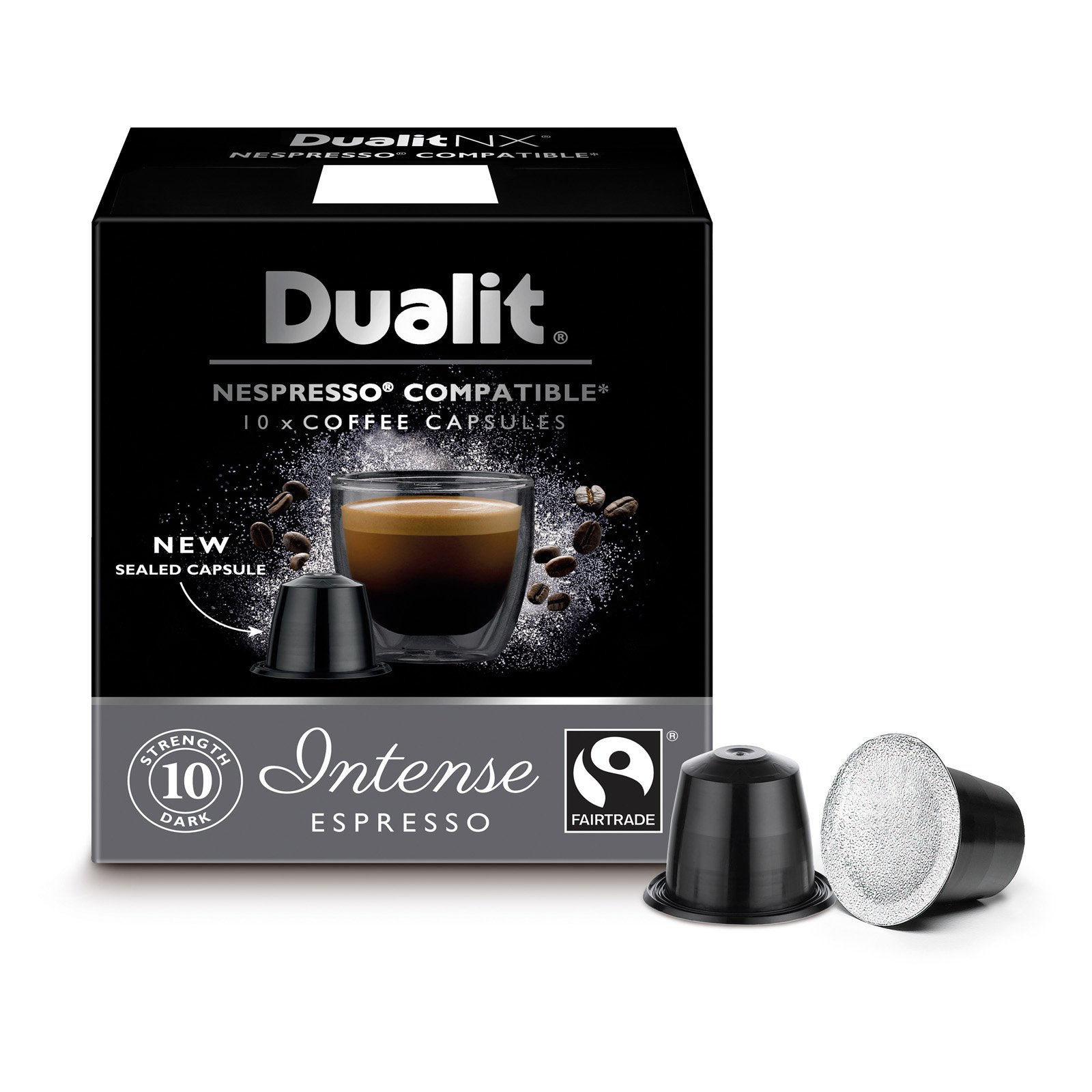 Dualit NX Intense Espresso 60 pack