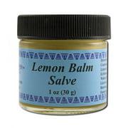 WiseWays Herbals - Salves for Natural Skin Care, Lemon Balm Cream 1 oz