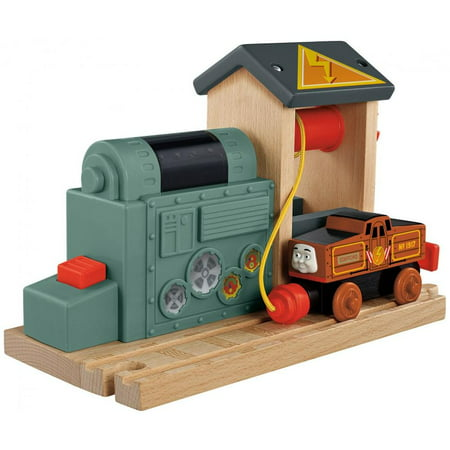 Thomas & Friends Wooden Railway Battery Charging