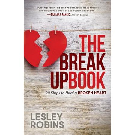 The Breakup Book : 20 Steps to Heal a Broken