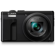 Panasonic LUMIX DMC-ZS60 Camera, 18 Megapixels, 1/2.3-inch Sensor, 4K Video, WiFi, Leica DC - Best Reviews Guide
