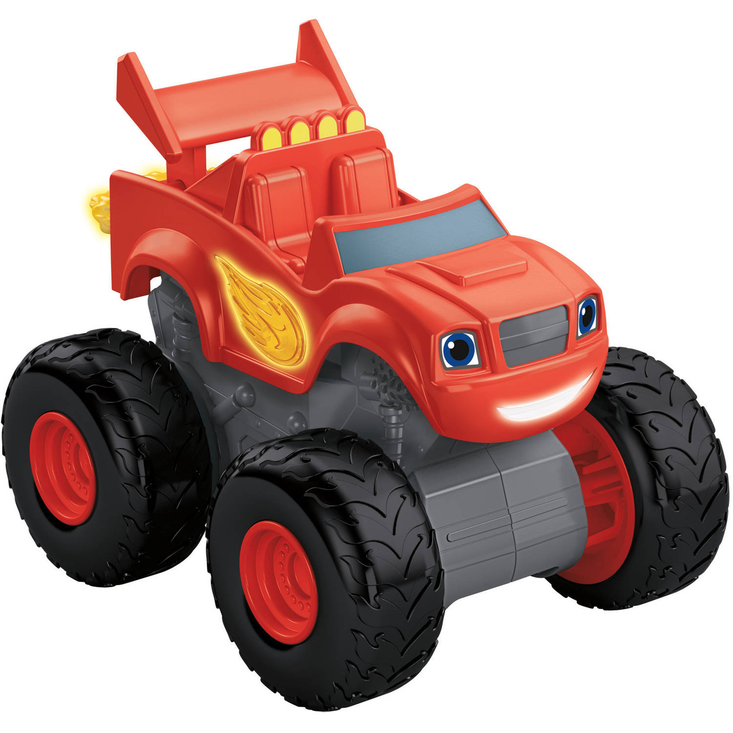 Nickelodeon Blaze and the Monster Machines Super Stunts Blaze by FISHER PRICE