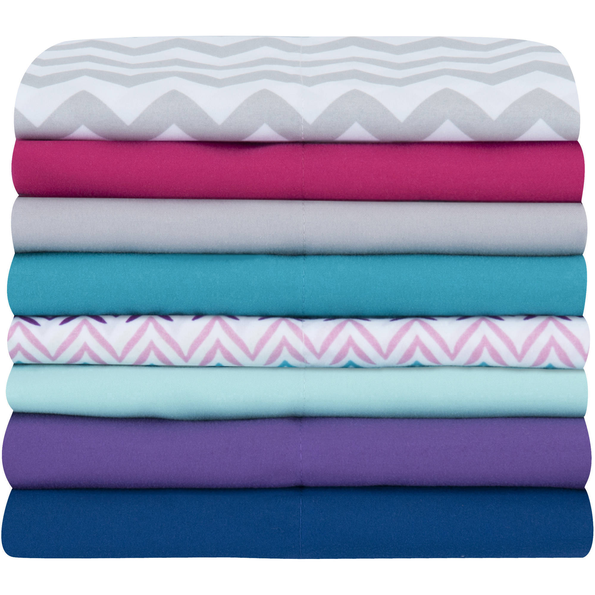 your zone microfiber collection sheet set