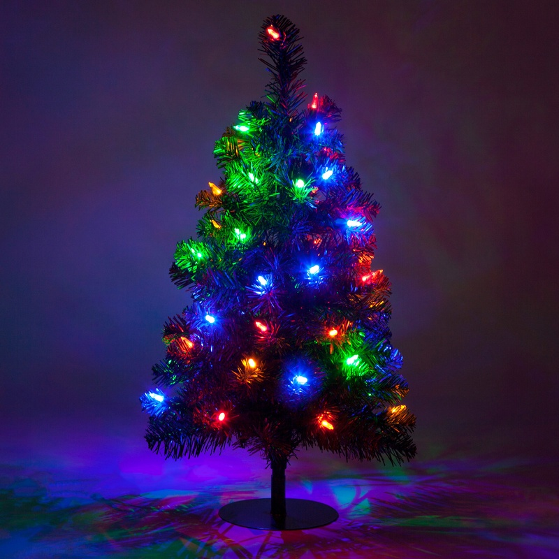 Details about  /The Garden Lights The Tree Outer Christmas Tree Lights The Light on The Ground