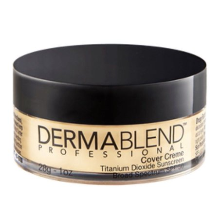 Dermablend Cover Creme in Warm Ivory