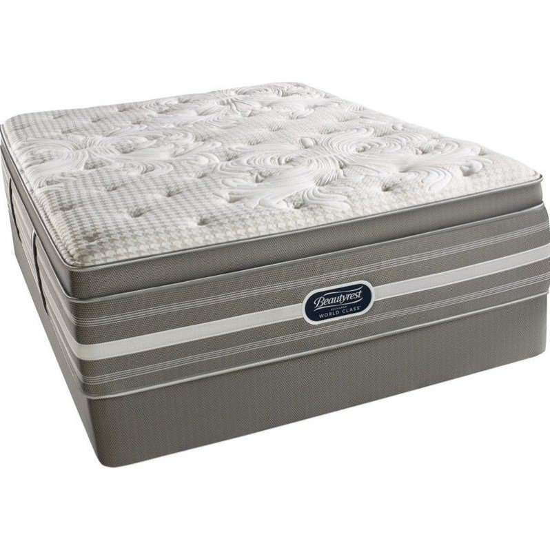 Simmons Beautyrest Recharge World Class Bennetts Luxury F...