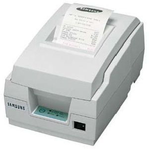 BIXOLON Samsung SRP-270A Receipt Printer - 9-pin - 4.6 lps Mono - Serial