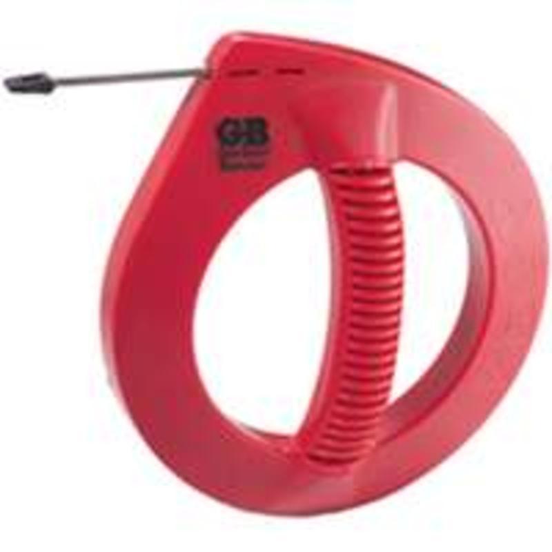 Tape Fish 25Ft Stl Wdg Outlets GB-Gardner Bender Fish Tapes EFT-321P Steel