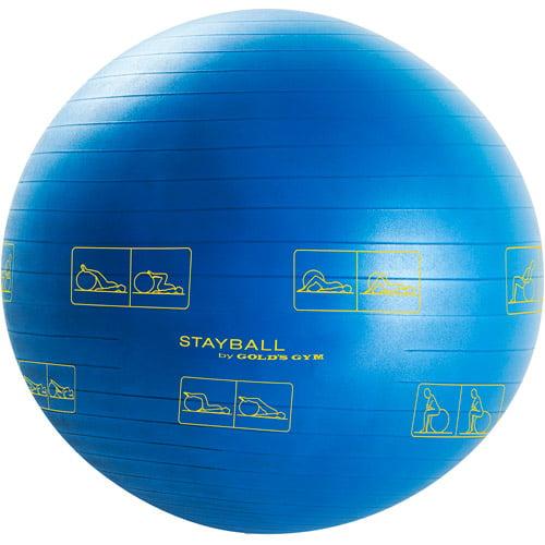 Gold's Gym 65 cm Anti-Burst StayBall