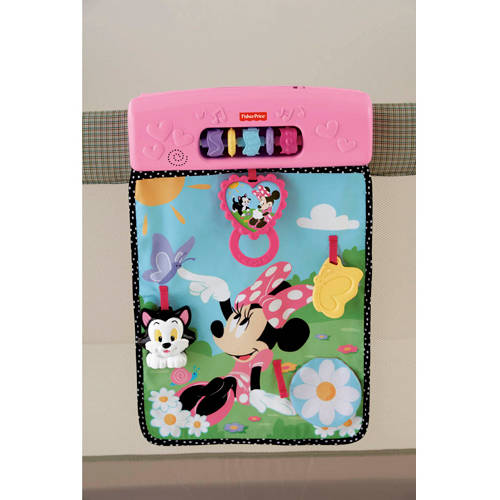 Fisher-Price Minnie Mouse Playard Activity Panel