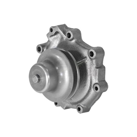 DHPN8A513A Ford New Holland Tractor Water Pump w / Pulley A66 9000 9600 Ford Water Pump Pulley
