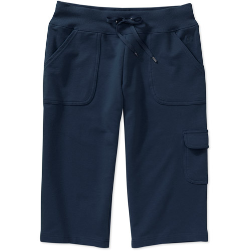 Danskin Now - Maternity French Terry Judo Pants