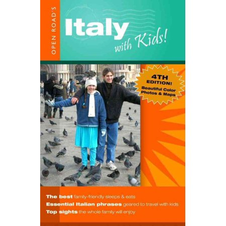 Open Road's Italy with Kids