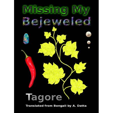 Missing My Bejeweled - eBook