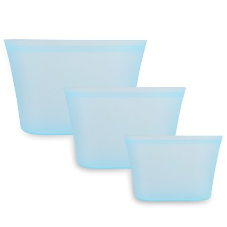 Food Bag Frozen Food Sealed Bag Silicone Bags Storage Package - image 2 of 5