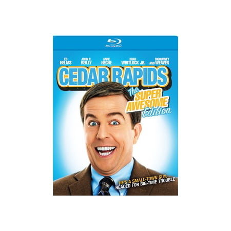 Cedar Rapids (Blu-ray) (Party City Cedar Rapids)