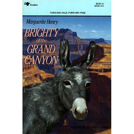 Brighty of the Grand Canyon by