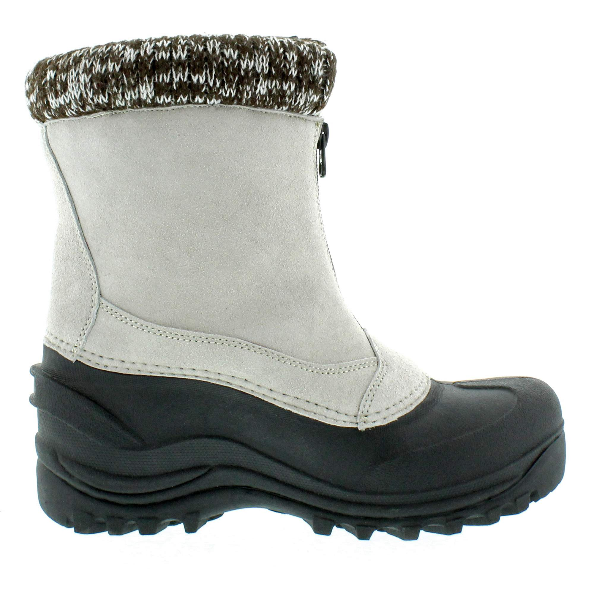 Cold Front Women's Snow Drift Winter Boot by MAIN STREET ACCESSORIES LLC