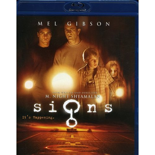 Signs (Blu-ray) (Widescreen)