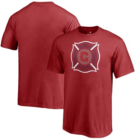 Chicago Fire Tshirts (Fanatics Branded Chicago Fire Youth Red League Trend)