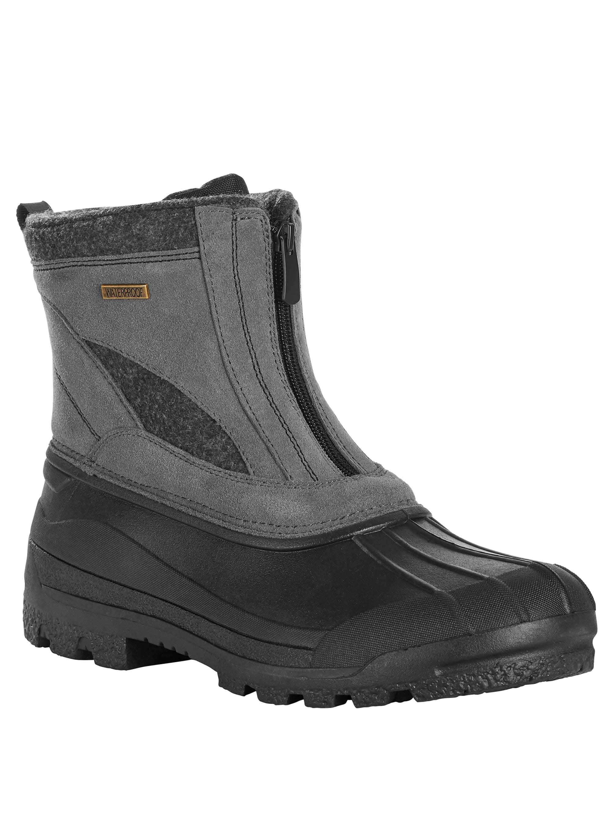 GEORGE - George Men's Insulated Waterproof Duck Boot - Walmart.com