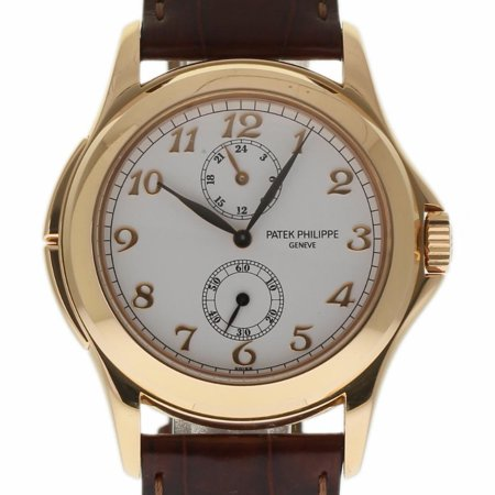 Pre-Owned Patek Philippe Calatrava 5134R-00 Gold Watch (Certified Authentic & Warranty)