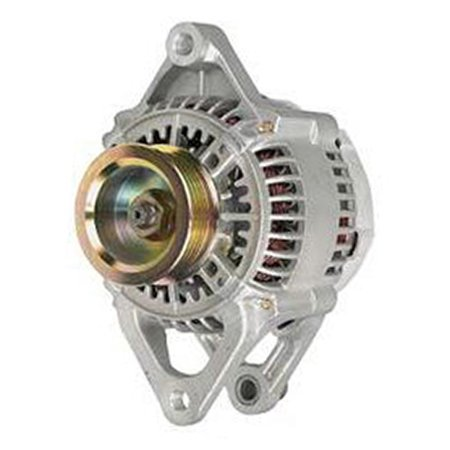 ALTERNATOR FITS CHRYSLER TOWN & COUNTRY VOYAGER DODGE CARAVAN PLYMOUTH 90 AMP Country Plymouth Voyager Vans