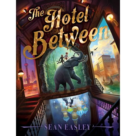 The Hotel Between (Hardcover)