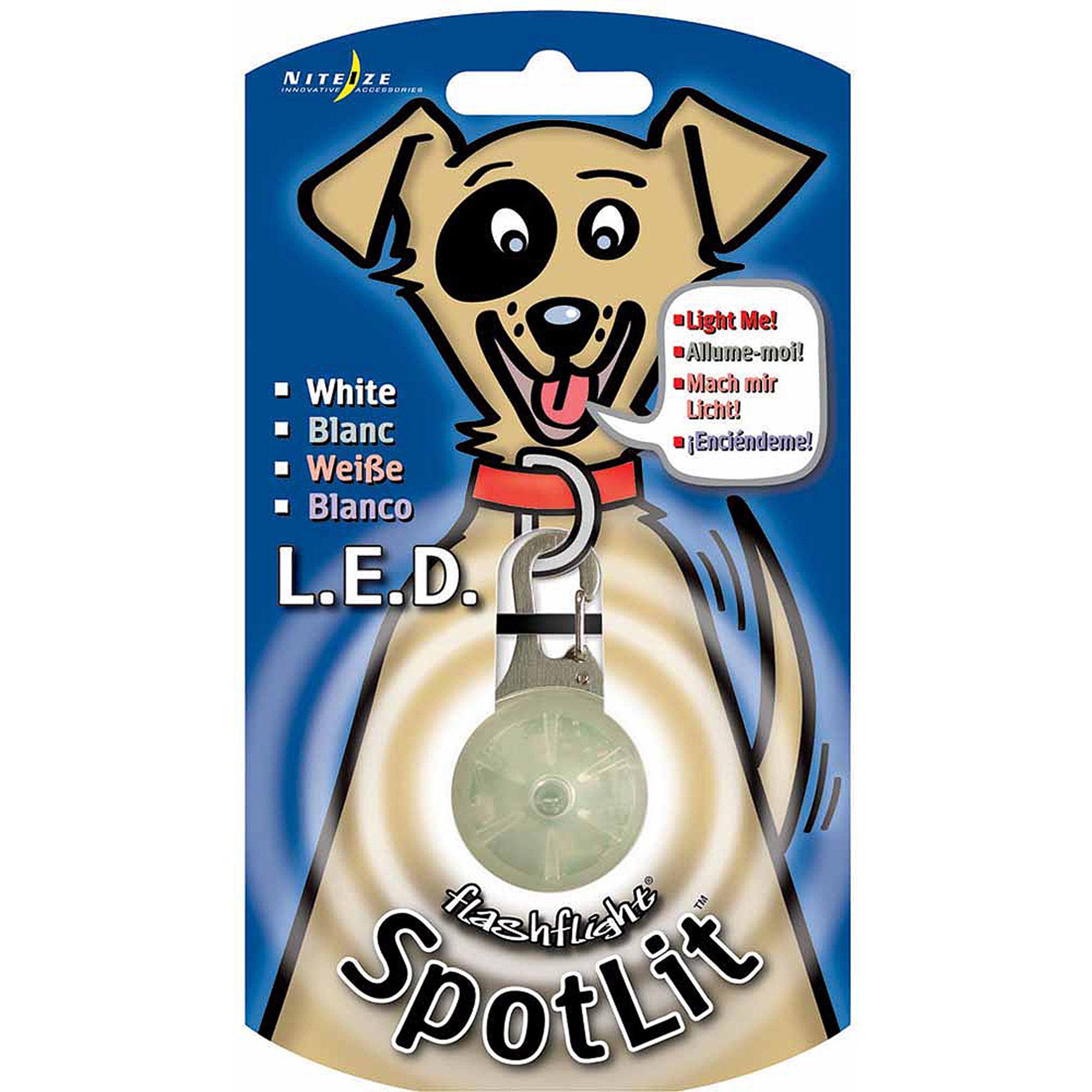 SpotLit LED Carabiner Light