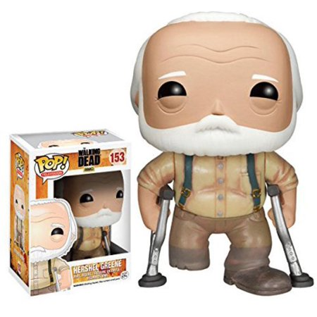 FUNKO POP! TELEVISION: THE WALKING DEAD - HERSHEL](The Walking Dead Hershel)