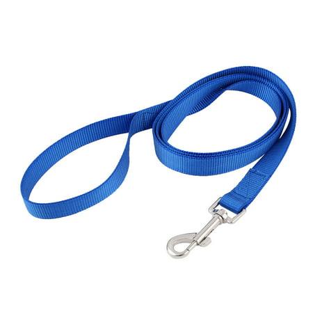 Unique Bargains Pet Dog Puppy Swivel Hook Training Walk Lead Nylon Leash Rope 150cm Long