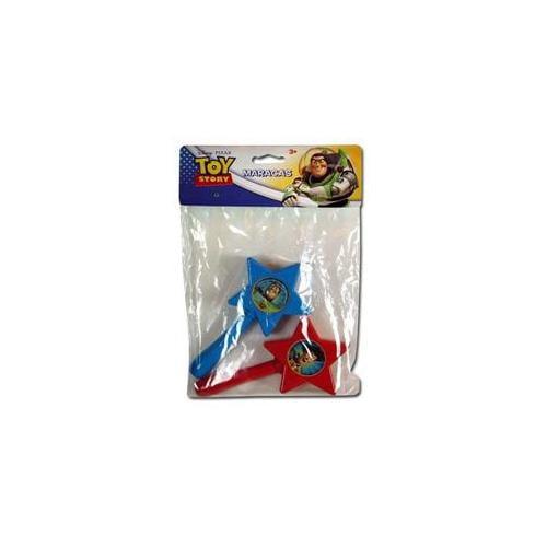 DDI Toy Story 3 2Pk Maracas- Case of 24