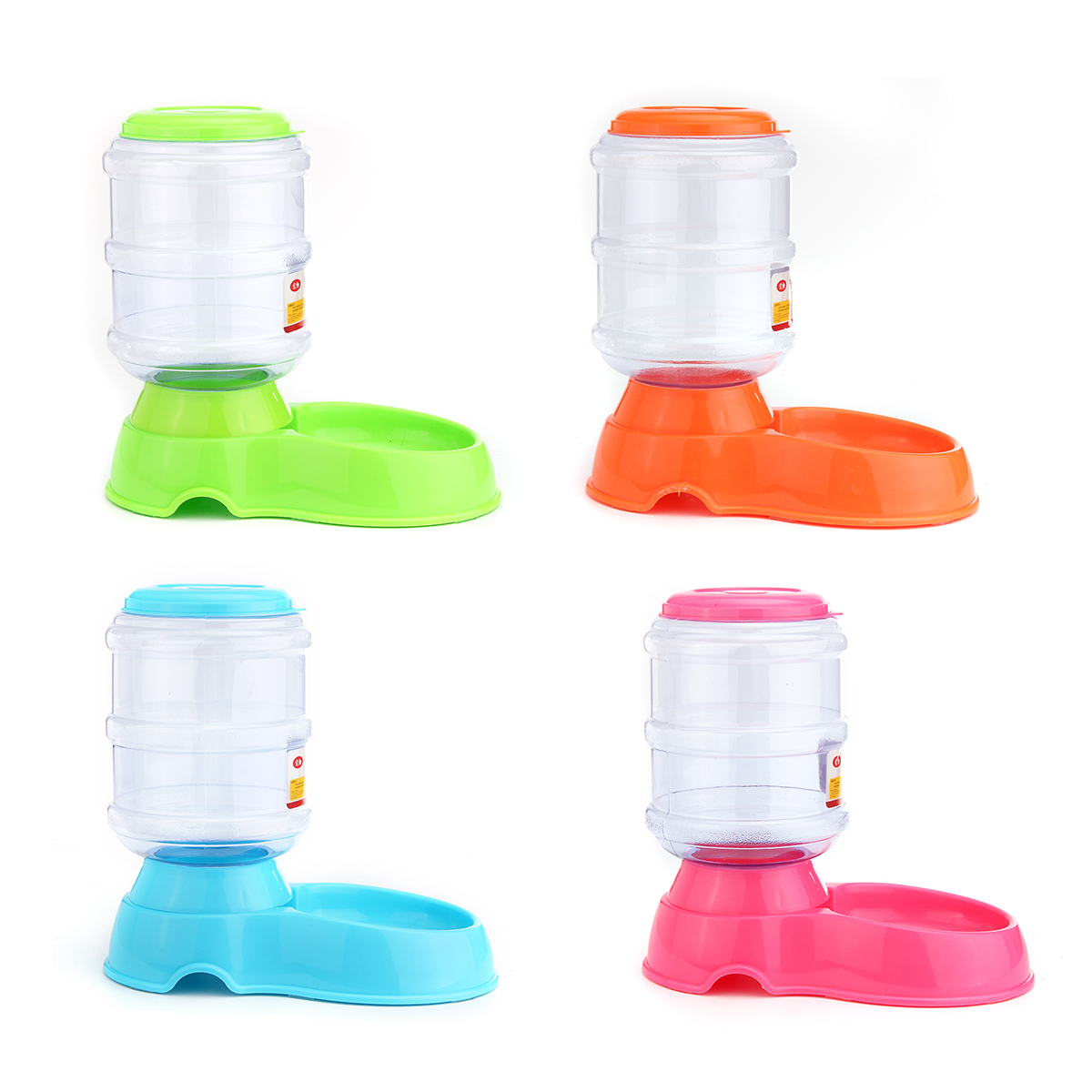 3.5L Automatic Pets Feeder Food Water Dispenser Detachable Cats Dogs Puppy Feeding Machine ,Pets Feeder