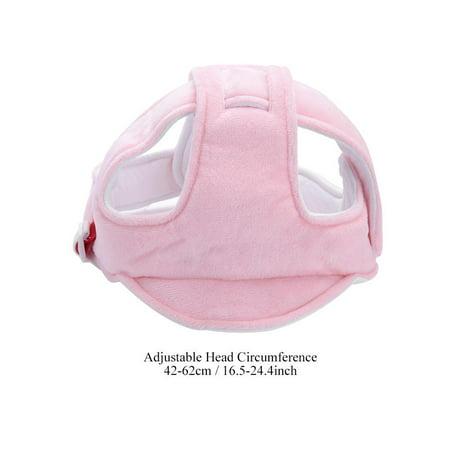 Sonew Casquette de protection anti-collision pour bébé, casque de sécurité pour bébé, casque de sécurité pour bébé, chapeau de sécurité pour bébé - image 4 de 9