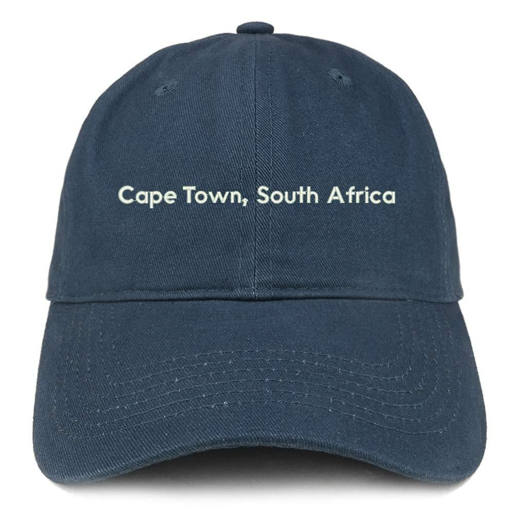 Trendy Apparel Shop Cape Town South Africa Embroidered Cotton Dad Hat -  Walmart.com 75fedf1fc3e