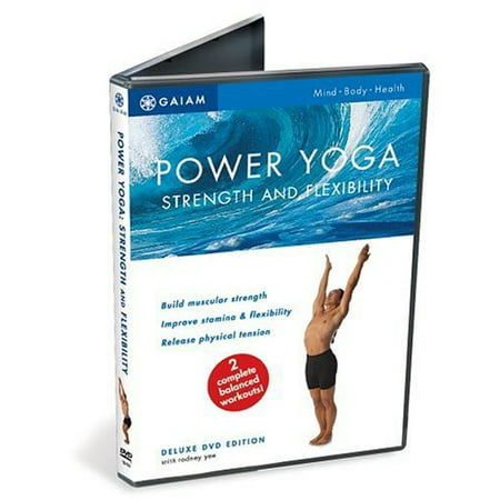 Power Strength And Flexibility Yoga [Exercise]