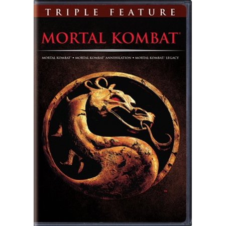 MORTAL KOMBAT FRANCHAISE COLLECTION (DVD/3FE) (DVD) - Baraka Mortal Kombat