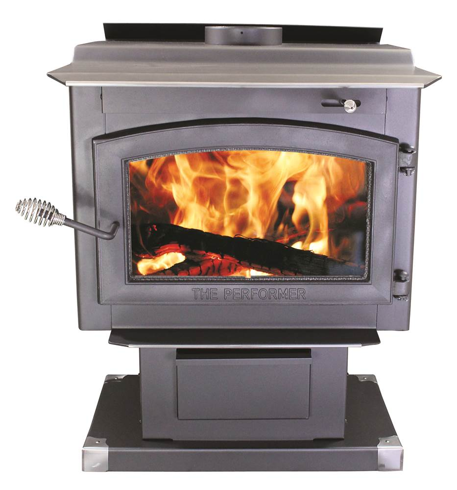 Performer Stove with Blower